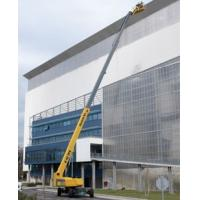 China 1.5kw Hydraulic Telescopic Cylinder Lift platform With Double-ladder Lifting Height 25m on sale