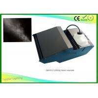 China 2000w Dmx512 Digital Party Stage Fog Machine For Wedding Hall / Stage Show wholesale