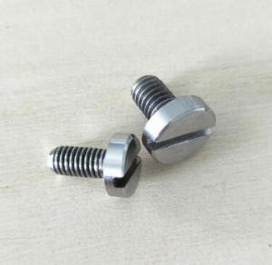 China Duplex 2205 Fasteners Pan Head Screw Medium Carbon Steel Material 8.8 Grade wholesale