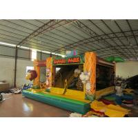 China Safari park inflatable combo inflatable elephant combo animals inflatable combo for sale wholesale