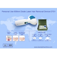 China Personal Use 808NM Diode Laser Hair Removal Beauty Device on sale