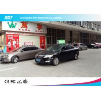 Buy cheap Waterproof P2.5 Taxi LED Display Advertising Video Program 3G/4G/WIFI/SB from wholesalers