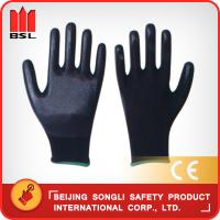 China SLG-RX-A-003 Nitrile coat working gloves on sale