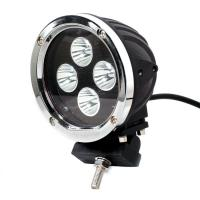 China 5.5 Inch Super Bright 40W Led Work Lights For Trucks , aluminum CREE LED Working Light wholesale