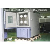 China 15°C / Min Rapid Rate Thermal Cycle Chamber For Environmental Testing Of Automotive Parts on sale