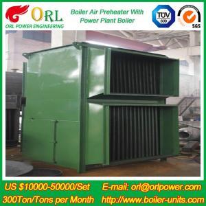 Buy cheap caldeira de poder elétrica APH da água 80T na estação do produto químico do central elétrica/petróleo from wholesalers