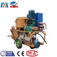 Buy cheap Accelerator Agent Pump klw-180J Refractory Spraying Machine for ceiling plaster from wholesalers