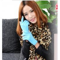 China Touch Gloves with Plastic bags Screen itouch Magic gloves ipad tablet wholesale