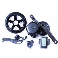 China Bafang Mid Drive Motor Electric Bike Kit With Lithium Battery 48V 1000W on sale