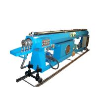 China Drip Irrigation Pipe Plastic Extrusion Line / Machinery , Round Dripper 200 - 1000mm wholesale