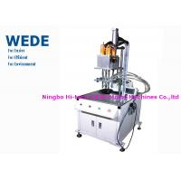 China Precision Pneumatic Hydraulic Press Auto Screwing Machine For Ceiling Fan Cover wholesale