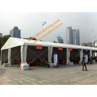 China Outdoor Marquee Tent Hard Pressed Extruded Aluminum Framework  Event Tents wholesale