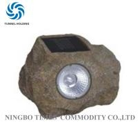 China IP65 Waterproof Stone Solar Lights  4500K - 5200K For Lighting Decorative wholesale