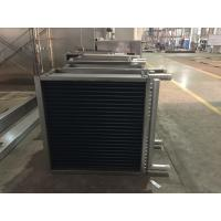 China Low Leakage Coefficient Waste Heat Recovery Ventilation Unit For Hot Water High Temperature on sale