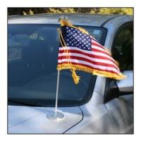 China custom car flag on sale