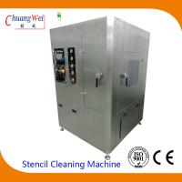 China Unique Double Four Spray Bar Cleaning System smt stencil cleaner with 2PCS 50L Tanks wholesale