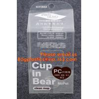 China packaging transparent Soft Crease PVC Clear Plastic Box, small plastic box,clear plastic gift box on sale
