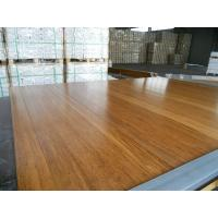 China Environmental Carbonized or Natural Colour Strand Woven Bamboo Flooring 920 *  96 * 14mm  wholesale