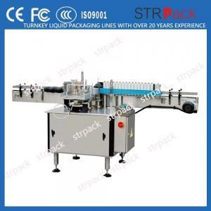 Buy cheap Máquina de papel do labeler da máquina de etiquetas da colagem molhada da eficiência elevada from wholesalers