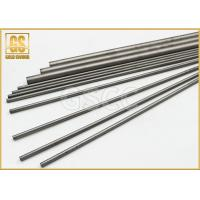 China Single Hole Tungsten Carbide Rod High Bending Strength For Welding End Mills wholesale