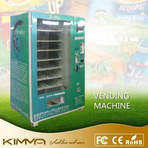 China Распределитель автомата продуктов личной заботы санитарной пусковой площадки ткани тампона экрана ЛКД влажный счетом и эксплуатируемая монетка wholesale