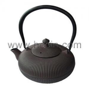 China 800ml cast iron teapot, japanese tetsubin on sale