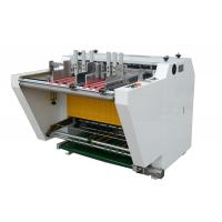 China WM-1200A Automatic Grooving Machine for gift box / Notching machine for Shoes Box on sale