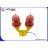 China Luz de obstrução dobro ICAO da aviação do diodo emissor de luz Anne X 14 UV - estabilizado wholesale