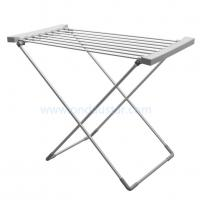 China electric heated clothes drying rack towel warmer.heated clothes aire.clothes dryer rack wholesale
