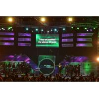 Buy cheap Moveable Outdoor Rental LED Display Waterproof IP65 Stage LED Screen Hire from wholesalers