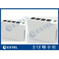China 50Hz Outdoor Enclosure Air Conditioner R134A Refrigerant With 1000W Heating Capacity wholesale