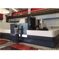 China Singel Spindle CNC Deep Hole Drilling Machine 2200 * 1350mm Table Size 2200kgs wholesale
