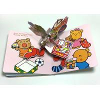 China Educational Custom Printed Books  for Kids , 3D Picture Custom Photo Books on sale