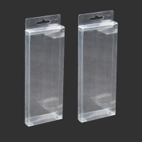 China Jewelry Cosmetic Rectangular Clear Plastic Storage Containers on sale