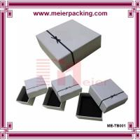 China Factory price papckaging paper box/Cardboard custom paper box/Bracelet packaging box ME-TB001 wholesale