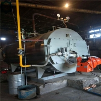 China High Efficiency Bunker Oil Heavy Oil Fired Steam Boiler For Brick Production Line wholesale