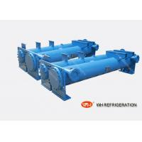China Water Cooled Chiller Shell And Tube Condenser For Refrigeration Single System wholesale