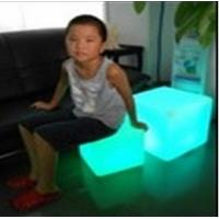 China Colorful Led ice cube for garden and family romantic time wholesale
