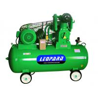 China 380V AC Power Piston Air Compressor High Pressure Two Stage 12 Bar on sale