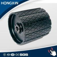 China High wear resistant conveyor weldable slide pulley rubber lagging wholesale