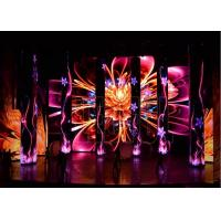 China Clear Images P3.91 Indoor Rental LED Display For Lecture Halls / Conference Rooms on sale