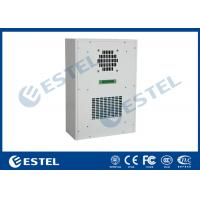 Buy cheap 500w 1700 BTU Outdoor Cabinet Air Conditioner  Energy Saver DC Compressor from wholesalers