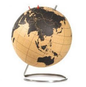 Small Cork Globe Diameter 210mm(8.2'')