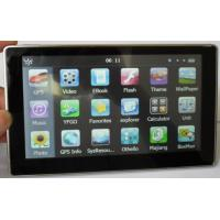 China HD 800*480 Touch Screen 6 inch gps navigation 3D IGO map for Automotive wholesale