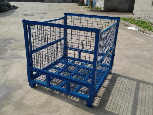 uty wire mesh storage steel box for warehouse