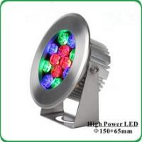 China IP68 Stainless Steel Underwater LED Spot Light wholesale