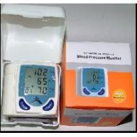 Intelligent Wrist Blood Pressure Monitor