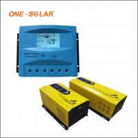 Buy cheap Blue 10A 12V solar pwm charge controller in bangladesh , pwm battery charger from wholesalers