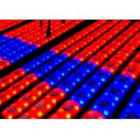 Buy cheap Led Wall Washer of Pixel Mapping 14 LED Beam Effects Up Light For DJ Disco Night Club from wholesalers