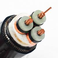 China PVC Sheathed XLPE Insulated Power Cable Flame Retardant Xlpe Copper Cable 4 X 50 wholesale